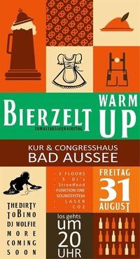 Bierzelt WARM UP@Kurhaus