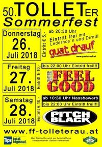 Tolleter Sommerfest 2018@Open Air Gelände
