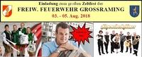 Zeltfest der FF Großraming 2018@Festzelt