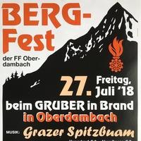 Bergfest der Feuerwehr Oberdambach@Oberdambach