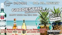 GOODIESTIME with Mike Houser@Discothek Concorde