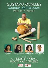 Sonidos del Orinoce. Musik aus Venezuela@Theater am Spittelberg