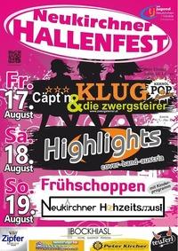 Neukirchner Hallenfest 2018@Hallenfest