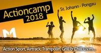 Actioncamp 2018@Jugendherberge