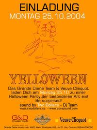 Yelloween@G&D music club