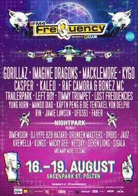 FM4 Frequency Festival 2018@VAZ St.Pölten