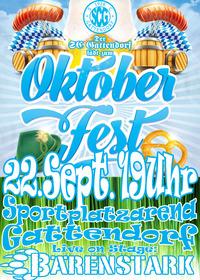 Gattendorfer Oktoberfest 2018