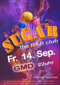 Sugar - the R&B club@generalmusikdirektion