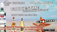 GOODIESTIME with DJ Martinez@Discothek Concorde