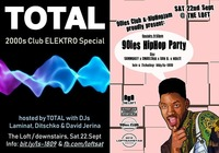 Best Of LoftSamstag / 90ies Hip Hop & 2000s Elektro@The Loft