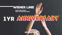 Wiener Linie - Sonderzug zur 1 Jahresfeier