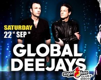 Global Deejays live@Sugarfree