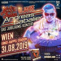 Andreas Gabalier - 10 Jahre - Jubiläumskonzert