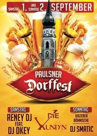 Paulsner Dorffest 2018@St. Pauls