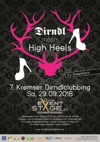 Dirndl meets High Heels Vol. 7@Eventstage Krems