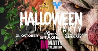 Halloween Party feat. Dj Matty Valentino@Eventstage Krems