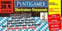 Puntigamer Oberkrainer Starparade - Oktoberfest Hartberg@Oktoberfest Hartberg