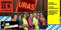 Die Eiersparer & URAS live! - Oktoberfest Hartberg@Oktoberfest Hartberg