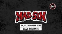 Mad Sin & Reverend Backflash@GEI Musikclub