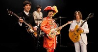 SGT. PEPPER - DIE ULTIMATIVE BEATLES SHOW@CCV Congress Center Villach