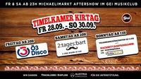 GEI Bier- und Partyzelt am Michaelimarkt:Timelkamer Kirtag 2018@Timelkamer Kirtag