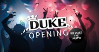 Duke Opening@Duke - Eventdisco