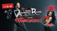 Rene Rodrigezz presents Womanized@Lusthouse