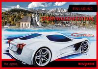 9.internationales Sportwagenfestival Kitzbühel@Kempinski Hotel