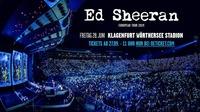 Ed Sheeran - European Tour 2019@Wörthersee Stadion