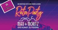 Retro - Die besten Hits der 90er & 00er@Max & Moritz