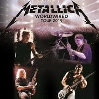 Metallica - WorldWired Tour 2019@Ernst-Happel-Stadion