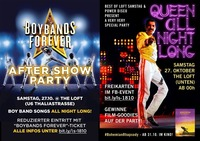 Boybands & Bohemian Power Disco / Best Of LoftSamstag