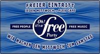 Oh It's a Free Party - 03. Oktober 2018 - Freier Eintritt@Flex
