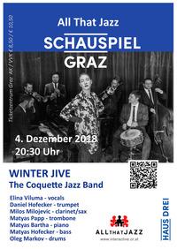 All That Jazz WINTER JIVE@Schauspielhaus Graz