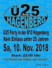 B10 - Ü25 Party@B10 Hagenberg