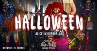 Halloween - Alice im Horrorland@Max & Moritz