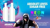Absolut Neon-Clubbing mit Daniel Merano@Sugarfree