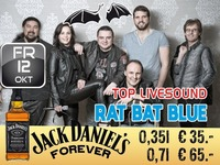Rat Bat Blue live on Stage