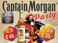 Captain Morgan Party@Mausefalle