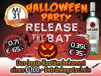 Halloween Party@Mausefalle