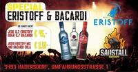 Ersistoff & Bacardi Night@Saustall Hadersdorf