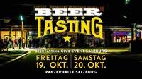 BeerTasting Event Salzburg@Panzerhalle Salzburg