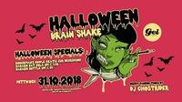 Halloween Brain Shake@GEI Musikclub