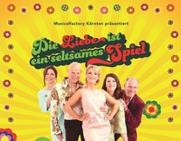 Die Liebe ist ein seltsames Spiel - Musicalfactory Kärnten@Volxhaus - Klagenfurt