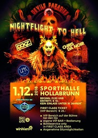 Nightflight to hell@Sporthalle Hollabrunn