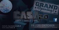 Opening-Weekend Casa 2.0@Casa 2.0
