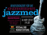Benefiz-Jazzkonzert für die Kinder-Krebshilfe@Festsaal der Rudolfstiftung