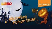 LIBRO Halloween Pop Up Store@Fischapark