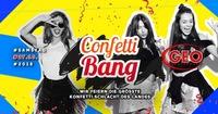 Confetti Bang @GEO