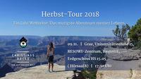 Ein Jahr Weltreise: Das mutigste Abenteuer meines Lebens@RESOWI-Zentrum HS 15.05.